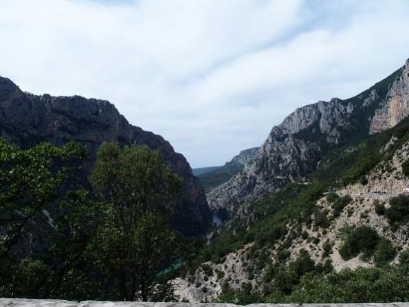 De prachtige Gorges du Verdon!