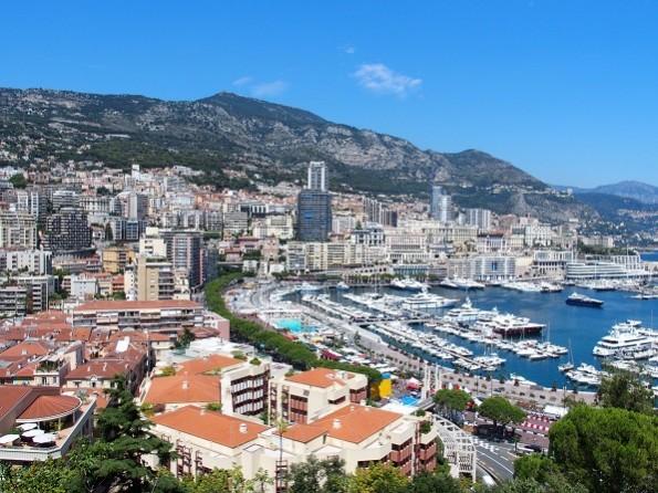 Monaco, wat ben je leuk!