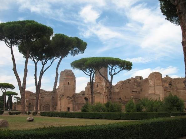 Rome is fantastisch in september! Nog even lekker bijbruinen voor de winter en genieten van al het moois dat deze stad te bieden heeft!