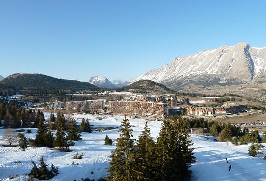 Superdevoluy; door sommigen het lelijkste Alpendorp van Frankrijk genoemd!