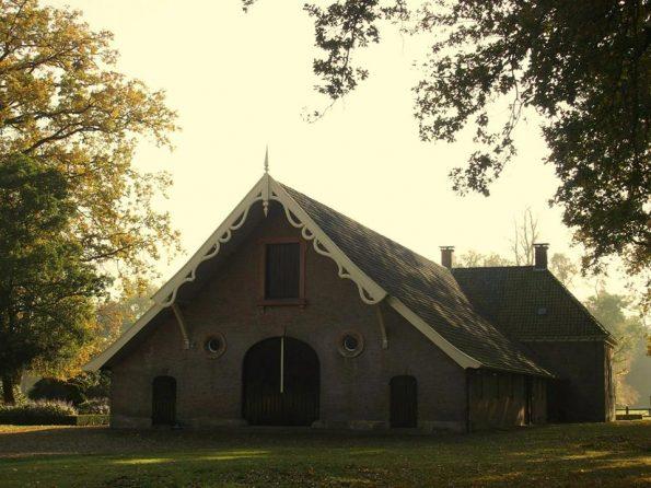 Landgoed Twickel heeft wel iets weg van een openluchtmuseum!