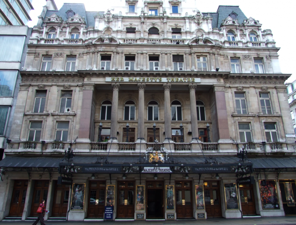 Her Majesty's THeater