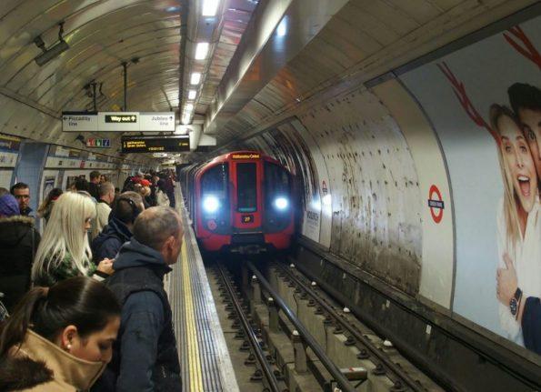 Londen heeft een fantastisch metrosysteem!