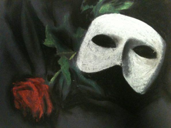De musical The Phantom of the Opera was voor mij het hoogtepunt van ons weekend!