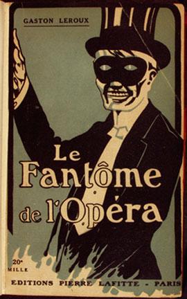 Phantom of the Opera boek