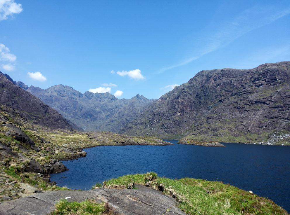 Dit is anne backpacken door schotland 2 het prachtige eiland skye dit is anne - In het midden eiland grootte ...