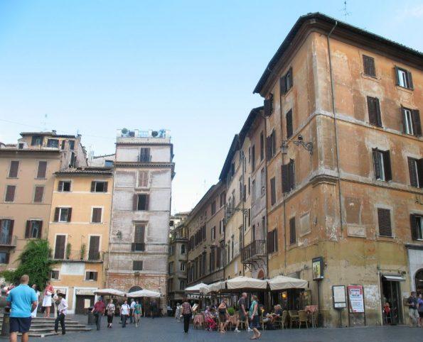 Deze week schreef ik twee blogs over Rome!
