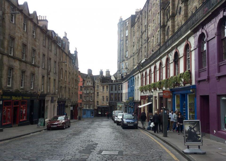 De knusse straatjes van Old Town