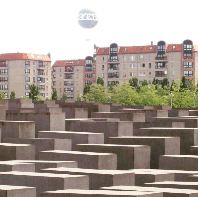 Denkmal der ermordeten Juden
