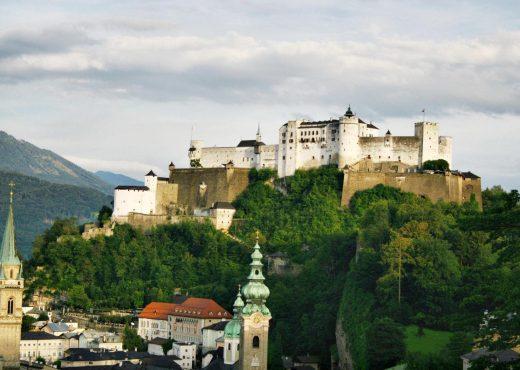Festung Salzburg Hohensalzburg