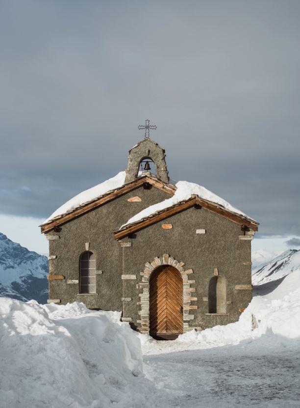 Kerst kerk
