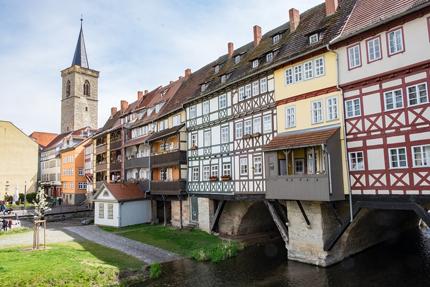 Thuringen, Erfurt