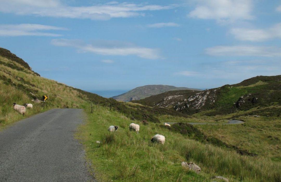Ierland Mamore Gap