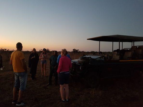 Camp Shonga safari
