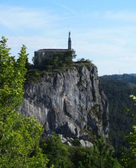 Castellane kerk