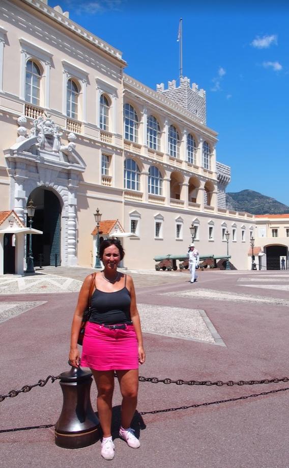 Monaco paleis