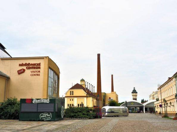 Pilsner Urquell brouwerij