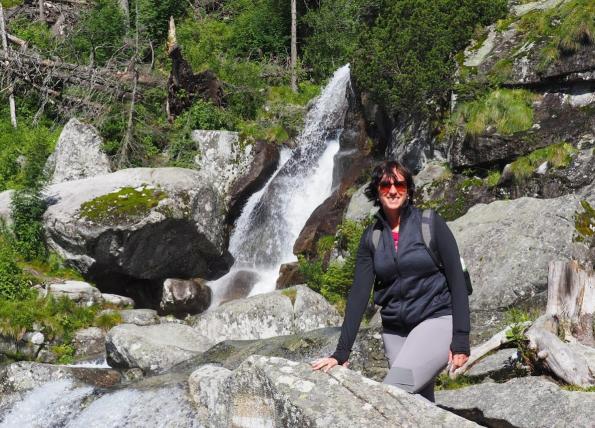 Teryho Chata wandelen Hoge Tatragebergte