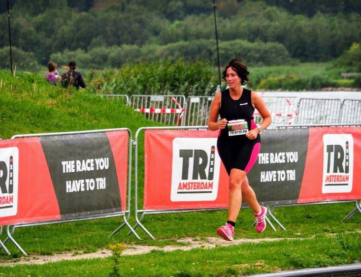 Ouderkerkerplas 2018 triathlon