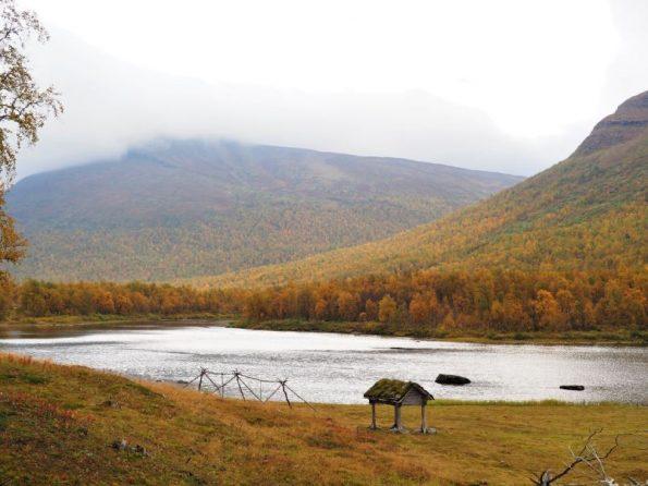 Geunja Sami Ecolodge Zweeds Lapland