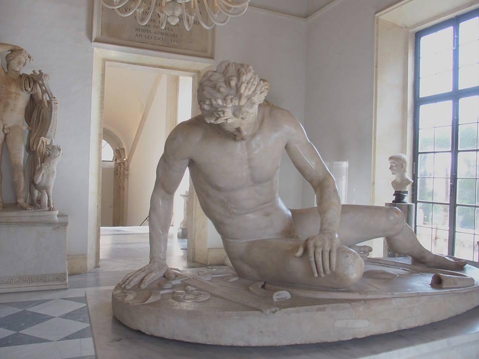 Rome Stervende Gallier