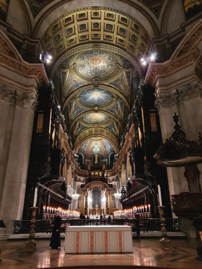 St. Pauls Cathedral Londen