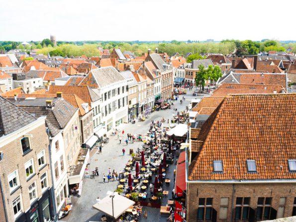 Zutphen markt