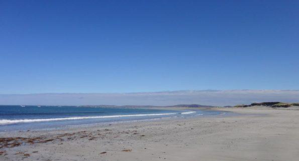 Hebriden Benbecula Beach