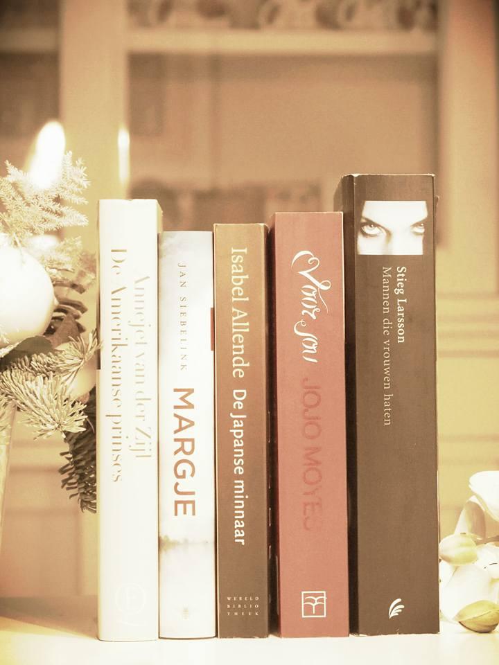 Mijn Te-lezen-boeken-stapel!