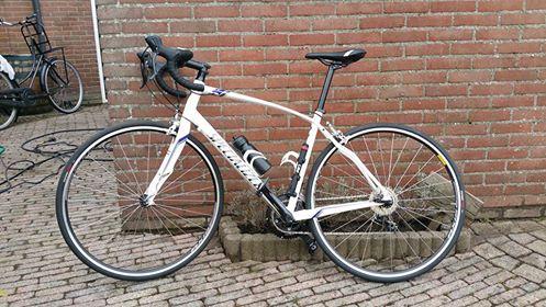 nieuwe fiets specialized