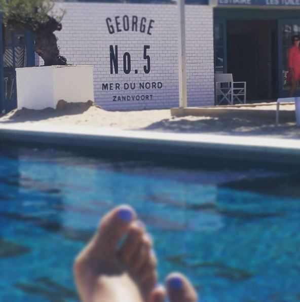 George No. 5 Pool