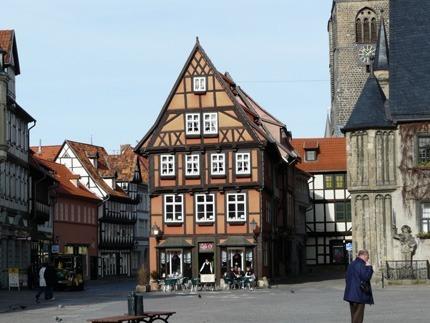 Harz Duitsland Quedlinburg