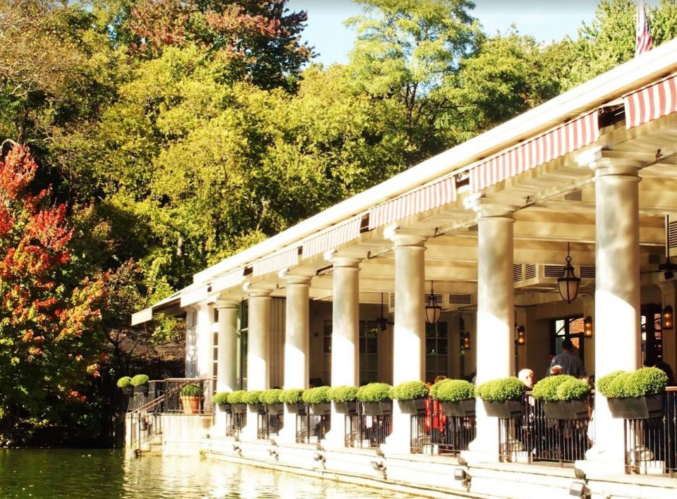 Loeb Boathouse Central Park