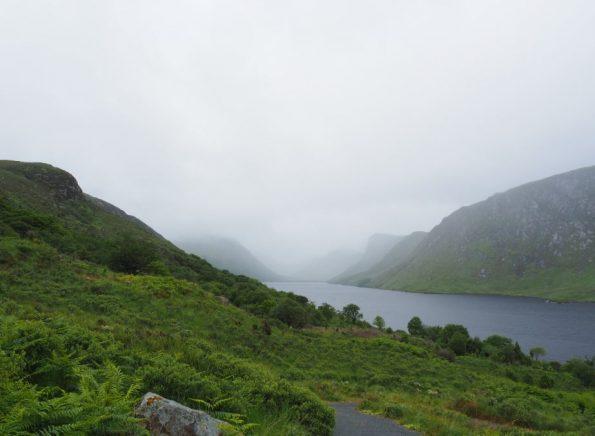 Donegal Ierland Glenveagh kasteel