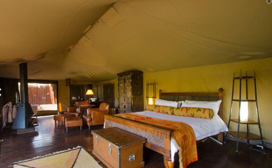 Camp Shonga kamperen