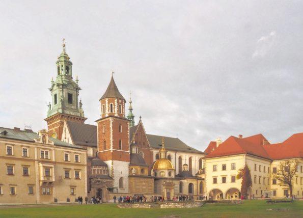 Krakau Wawel