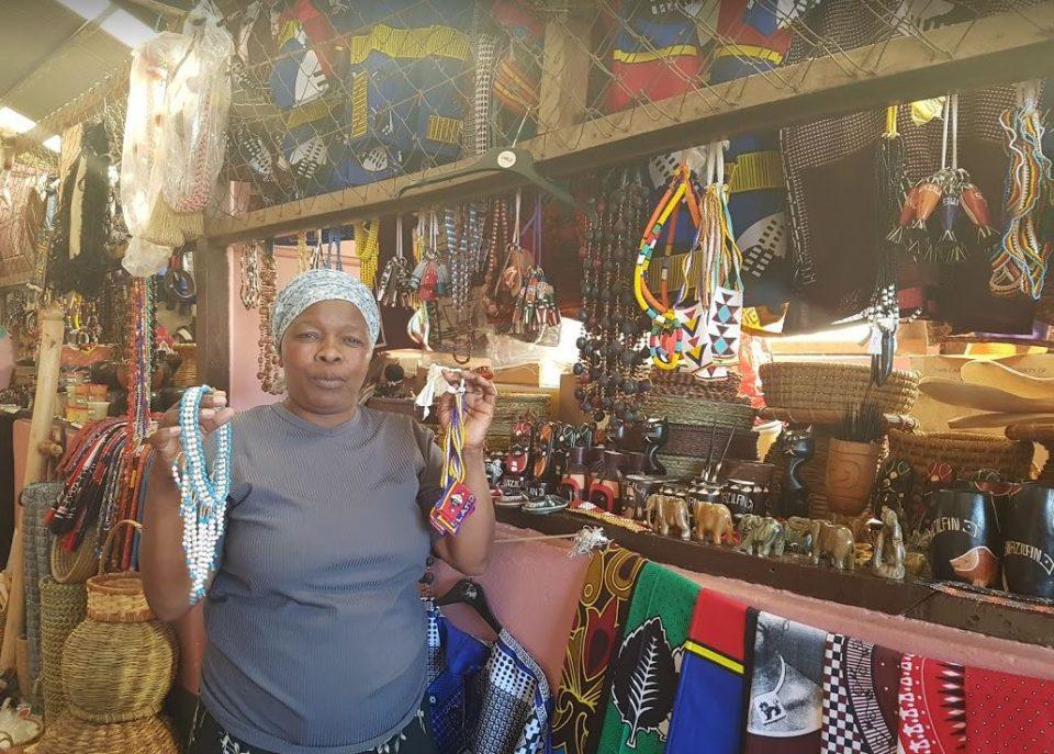 Swaziland Mbabane markt