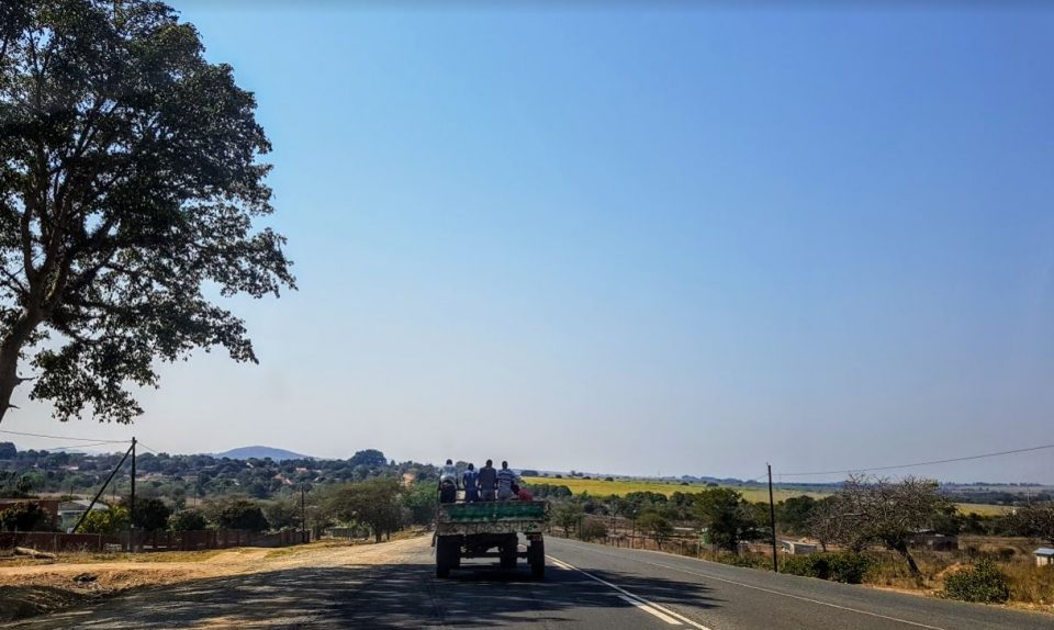Swaziland Zuid-Afrika