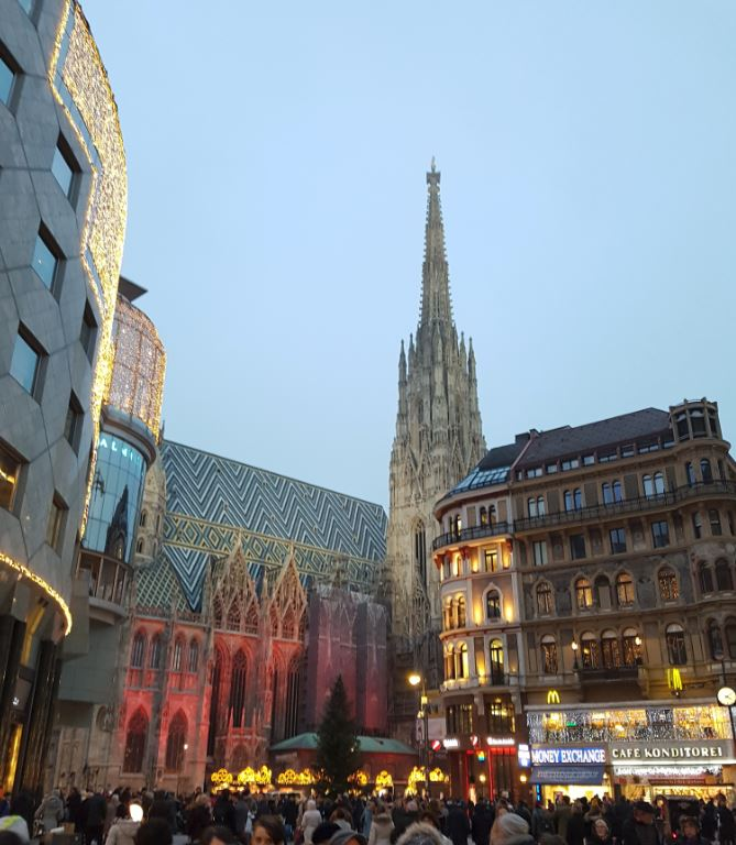 Wenen Stephansdom
