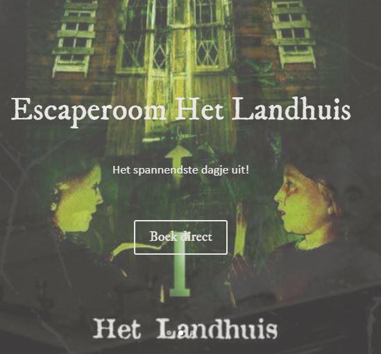 November Escaperoom Gelderland