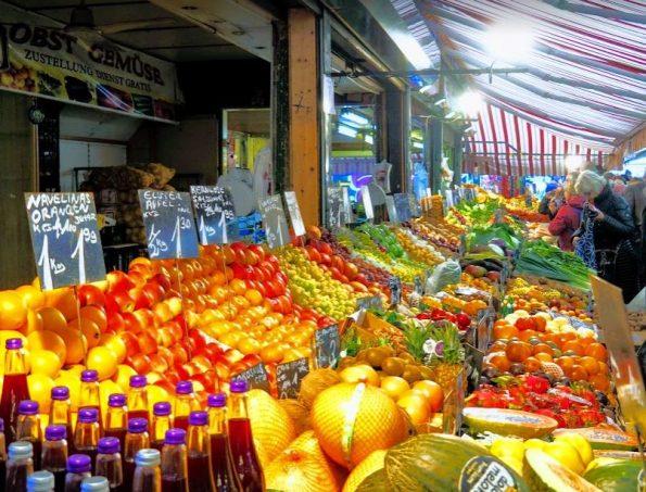 Wenen Naschmarkt