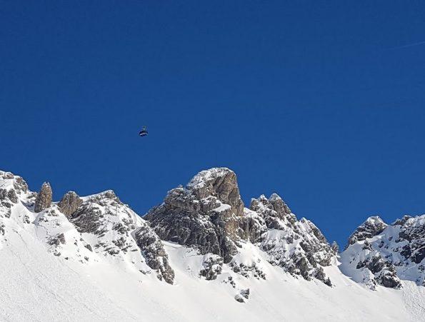 Ski Arlberg Valluga