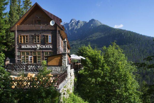 Slowakije Tatra