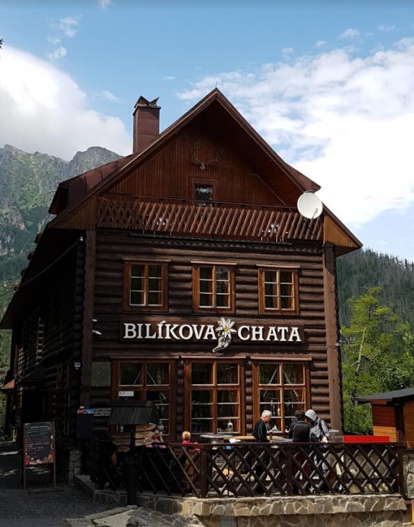 Teryho Chata wandelen Tatra gebergte