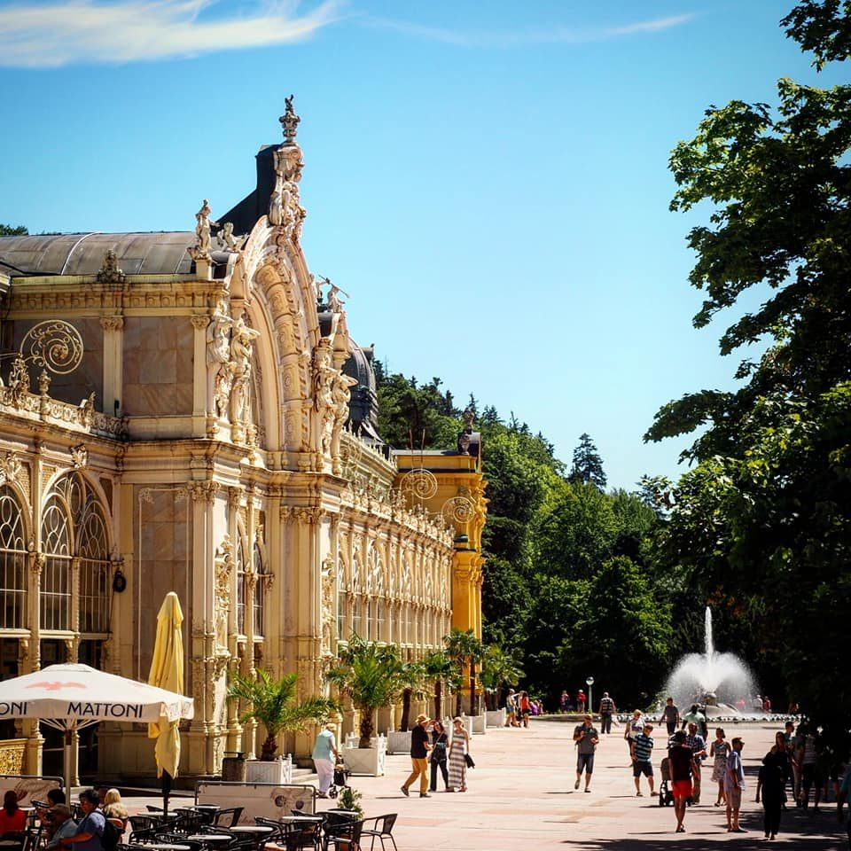 Marienbad Oost-Europa