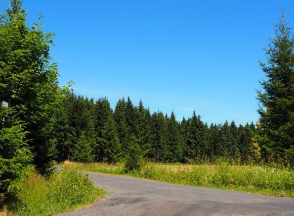 Mariënbad wandelen hiking