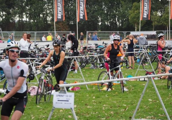 Ouderkerkplas triathlon
