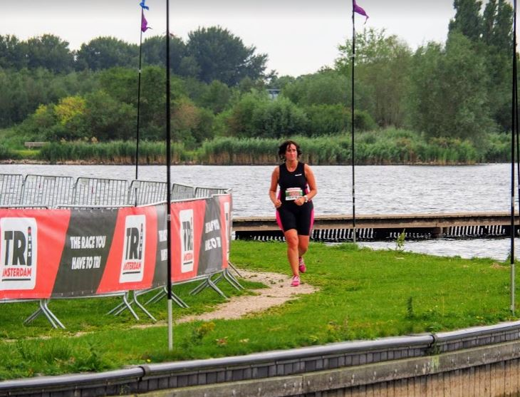 Ouderkerkerplas triatlon