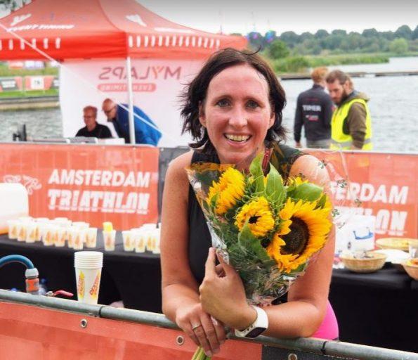 Ouderkerkerplas triathlon 2018