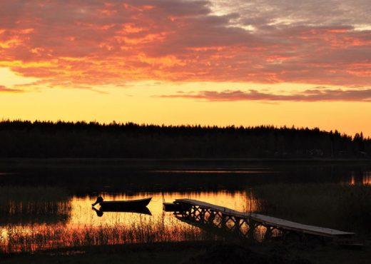 Westkust Zweeds Lapland